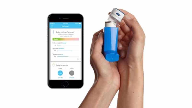 Air by Propeller: Smart health company launches API that predicts local asthma conditions 2 image