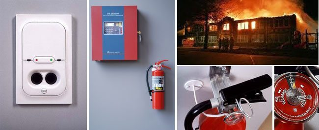 Smart Fire Extinguishers