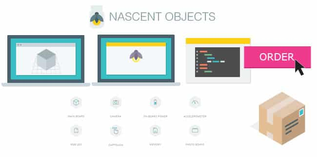 Nascent Objects