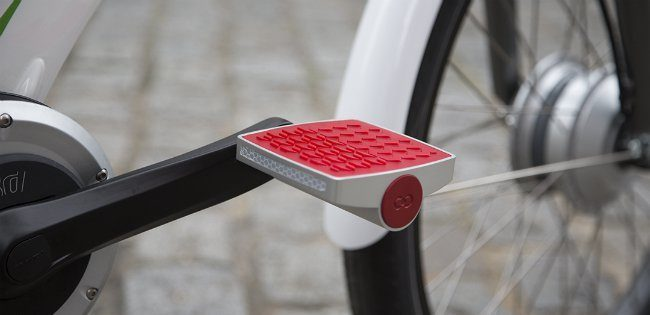 Smart Bike Pedal - Connected Cycle
