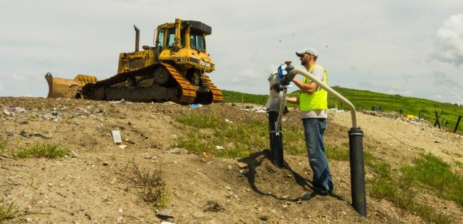 Smart Landfill Gas Collection: Loci Controls