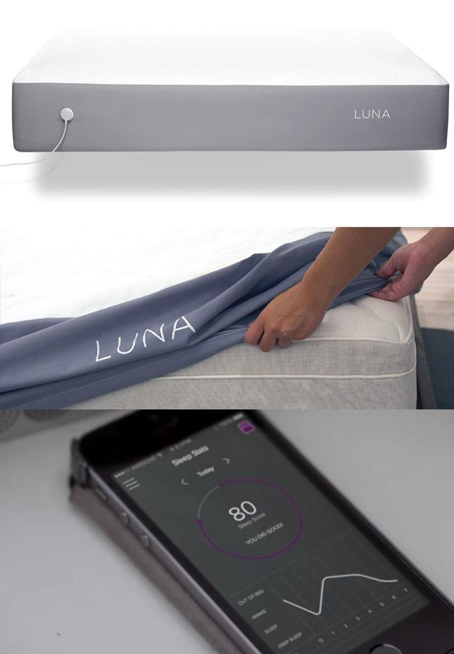 WiFi Mattress Cover