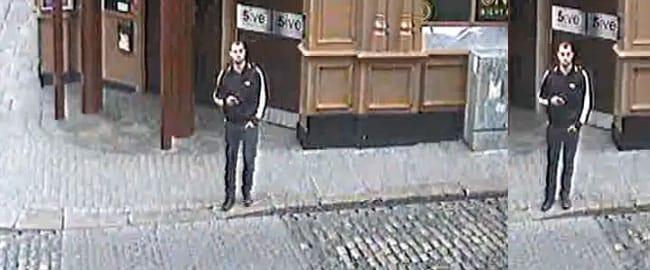 2.4Ghz surveillance footage