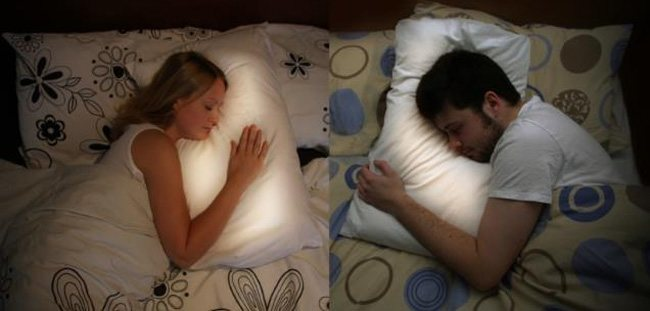 Wireless Pillow Talk