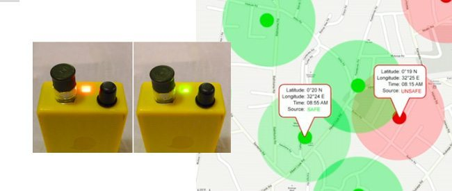 WaterCanary Wireless Water Quality Sensing