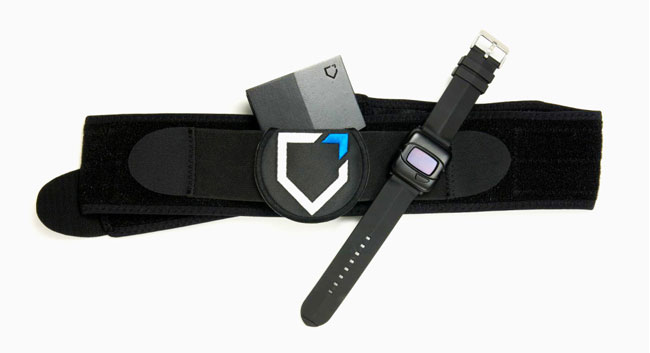 Warehouse Safety Wearable: Kinetic