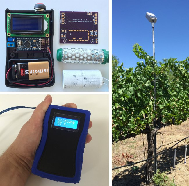 Vinduino Open-Source Soil Sensors