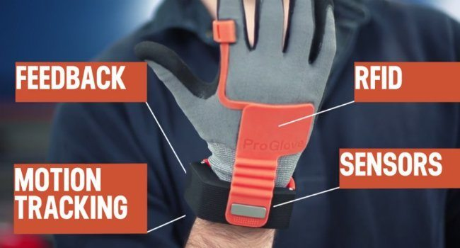Factory Wearable: ProGlove