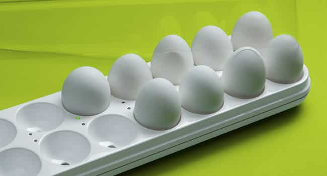 Smart Egg Tray: EggMinder