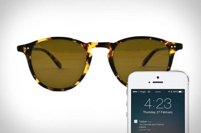 Bluetooth Enabled Sunglasses: Tzukuri