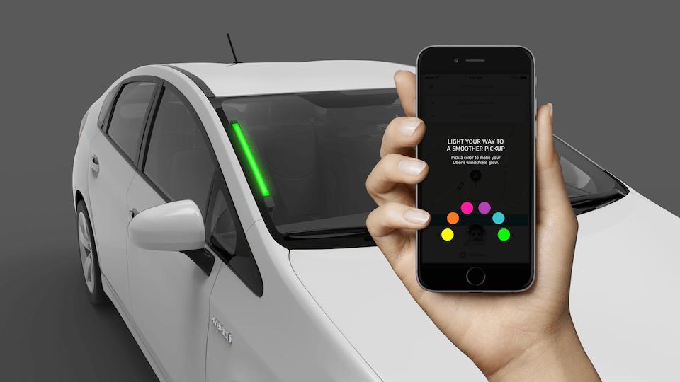 Uber Spot Visualizaton