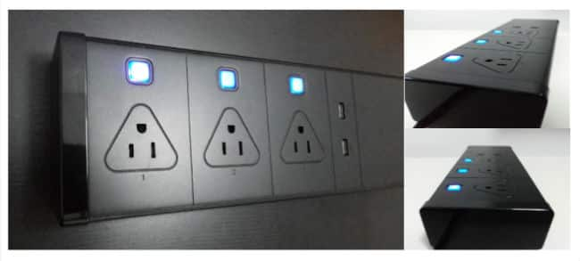 WiFi Power Strip