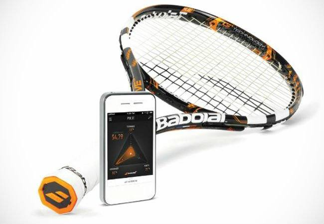 Smart Sensor Racquet: Babolat Play