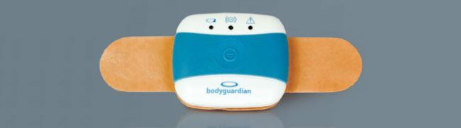 Remote Health Monitoring with BodyGuardian