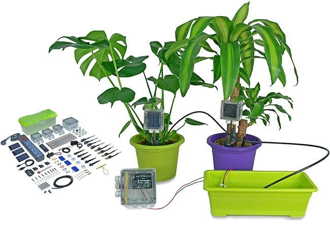 Open Source Wireless Garden Kits: Cooking Hacks Open Garden