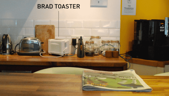 Object Agency: Meet Brad