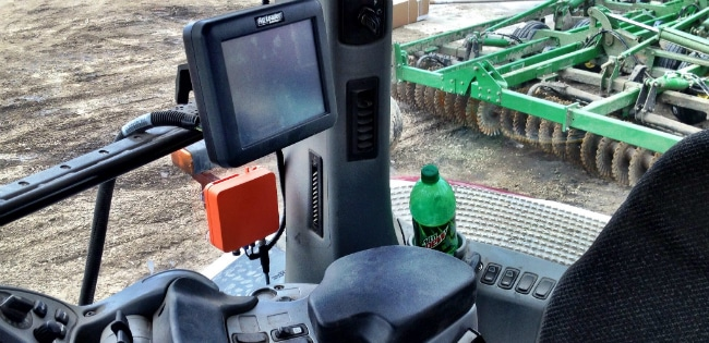 Quantified Farming: Farmobile