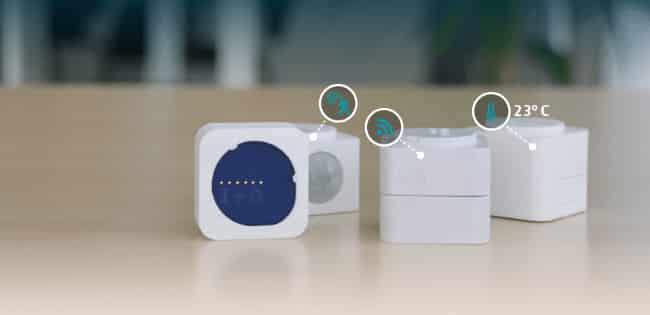 Modular Cellular Sensor Platform: Thinking Things