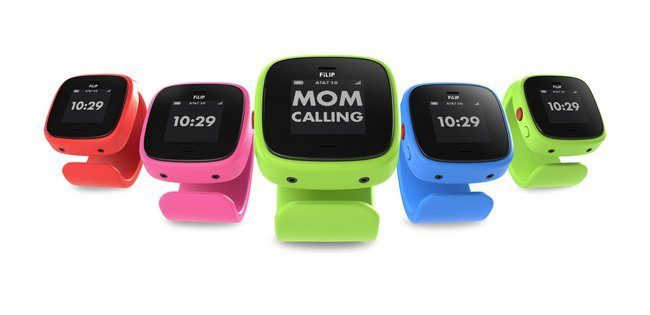 Kid's GPS Watch: Filip