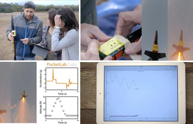 Student Wireless Sensor Platform: Pocketlab