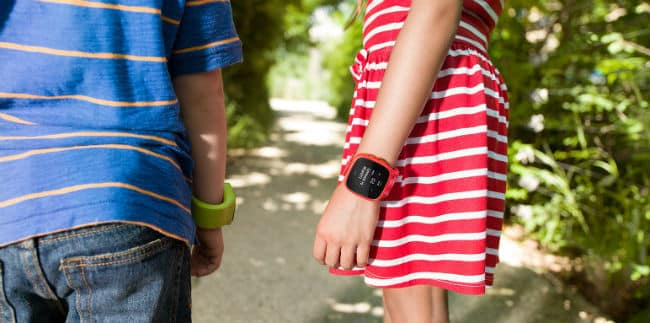 Kid's GPS Watch