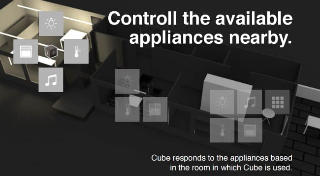Universal Smart Home Controller: Cube