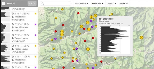 Smart Avalanche Probe: AvaTech SP1