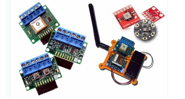 Whisker Long-Range IoT Communication Hardware