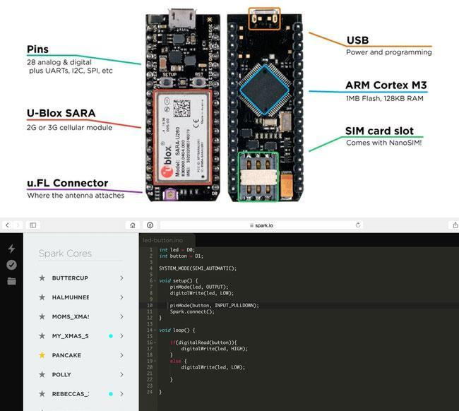 Cellular IoT Development Kit