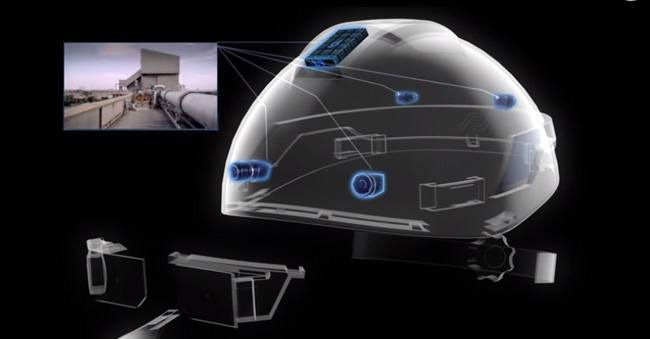 Industrial Smart Helmet: DAQRI