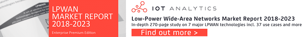 Report IoT Analytics