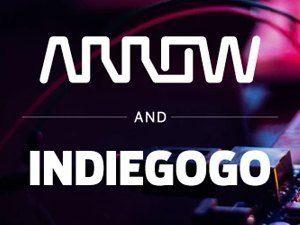 Arrow Electronics and Indiegogo Partner