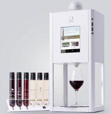 A Taste of D-Vine: The Digital Sommelier