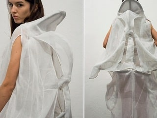 Gusho - A Reactive Dress