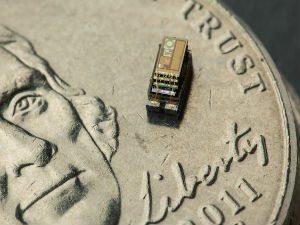Cubisens: Millimeter Sized Smart Dust