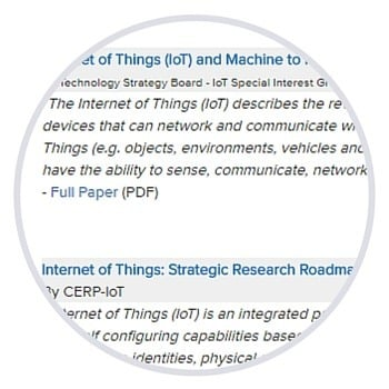 IOT DEFINITIONS