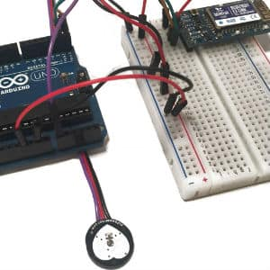 MAKE A BLUETOOTH HEART-RATE SENSOR WITH...
