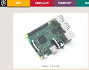 Raspberry Pi 3 - Now on sale with built in Wifi and Bluetooth