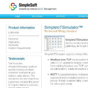 SIMPLESOFT SIMPLEIOTSIMULATOR