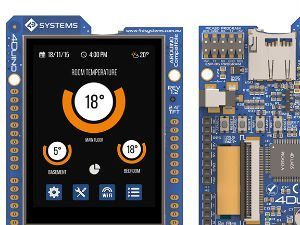 4Duino: 2.4-inch touchscreen