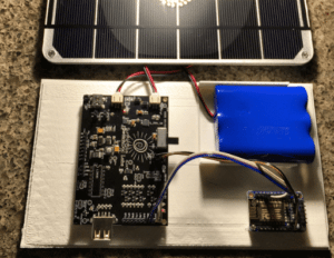 DIY: Solar Power your ESP8266