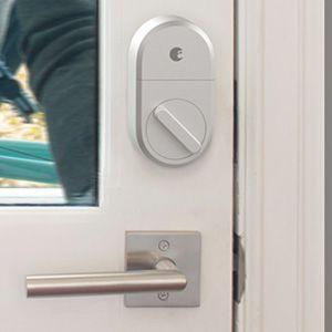 Best Wifi And Bluetooth Smart Door Locks 2018 Listings