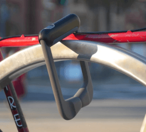 Grasp - Bicycle Lock with Fingerprint Recognition