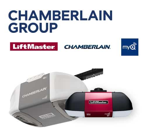 Chamberlain Smart Garages