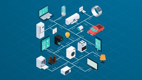 Udemy IoT Course