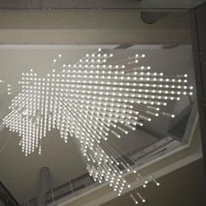 CSIS Data Chandelier: