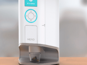 HERO | The Smart Pill Manager