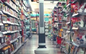 Tally: The Retail Shelf-Auditing Robot