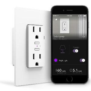 iDevices Wall Outlet Screenshot