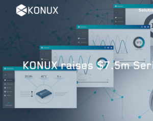 KONUX raises $7.5m Series A